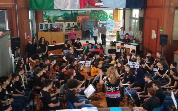 orchestra buricchi